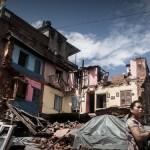 Solidaridad con el pueblo de Nepal tras el terremoto del 25 de abril de 2015