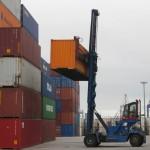 Transporte internacional de mercancías en Contenedores
