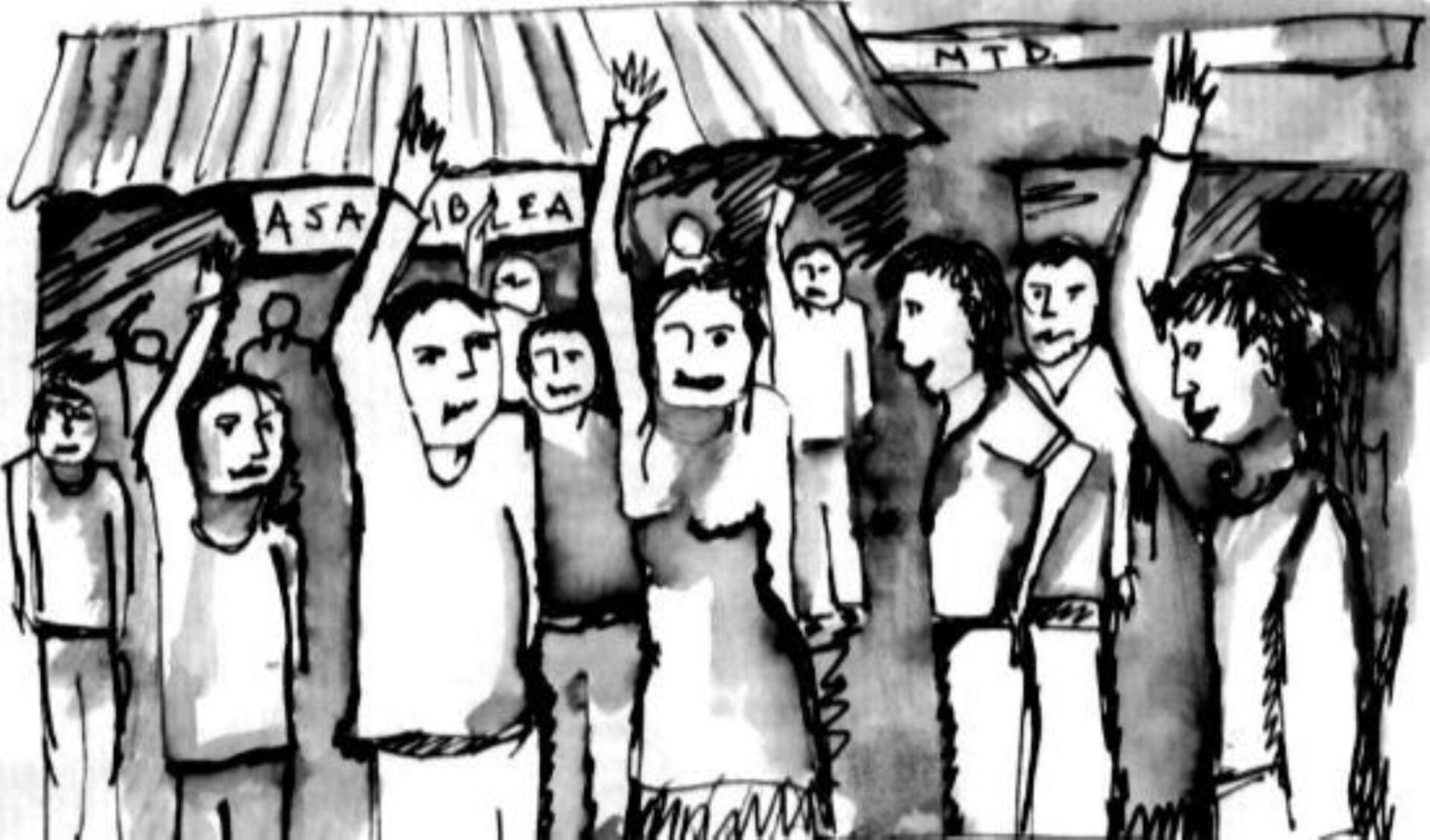 Reflexiones sobre el tratamiento a las protestas sociales en la propuesta de Nuevo Código Penal