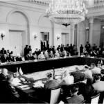 Efeméride del día 14 de mayo: Firma del Pacto de Varsovia