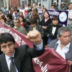 A propósito de la huelga del Poder Judicial, ¿medio común para equilibrar poderes?