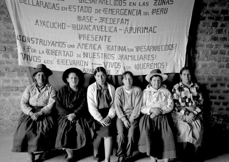 El cuerpo de las mujeres no es un campo de batalla: El caso Manta y Vilca