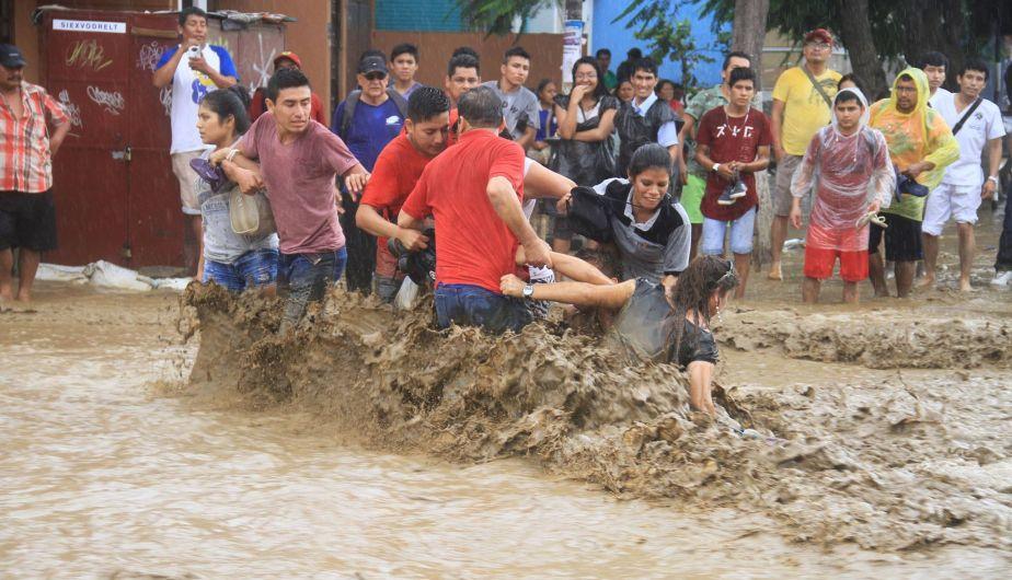 Sugerencias para la prevención y reconstrucción tras los huaycos e inundaciones