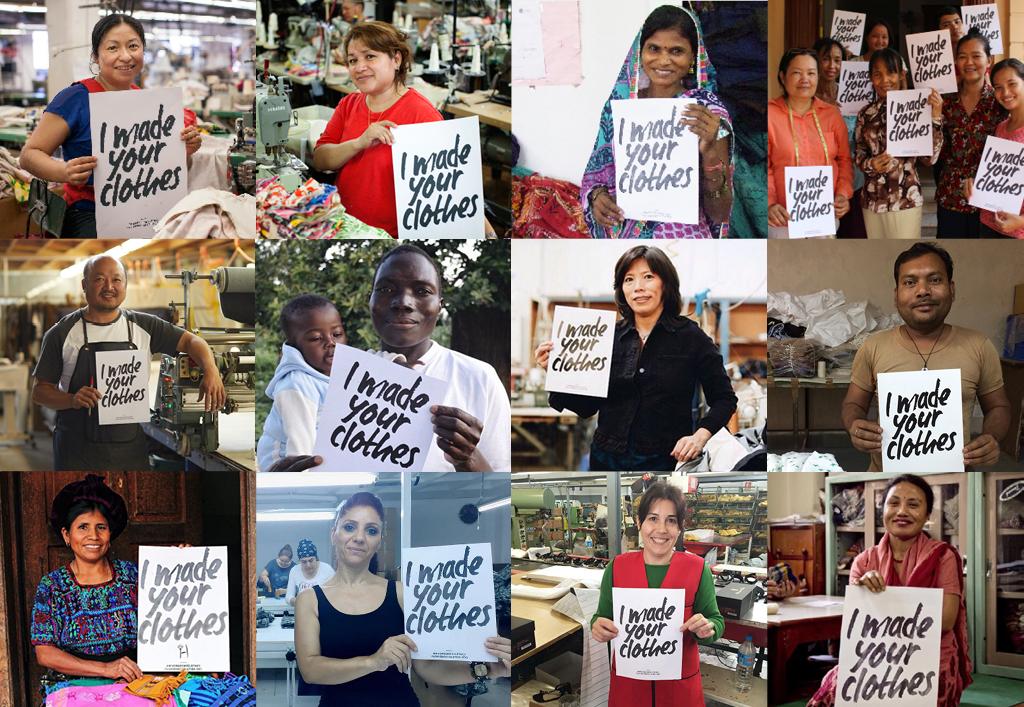 El Derecho de la Moda y El Fashion Revolution Day