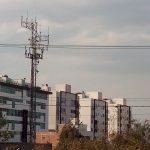 La ciudad de las antenas de telefonía móvil