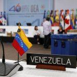 Venezuela y la OEA: Cuestiones de legitimidad y mecanismos de solución