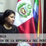 Entrevista a Indira Huilca, Congresista de la República