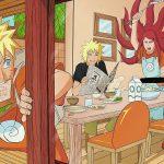 Derecho comparado: Elección del orden de los apellidos de los hijos matrimoniales japoneses y su ejemplificación en el anime Naruto