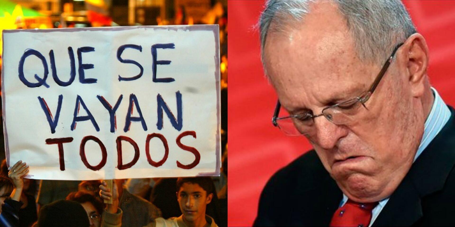 ¿«#QueSeVayanTodos»?