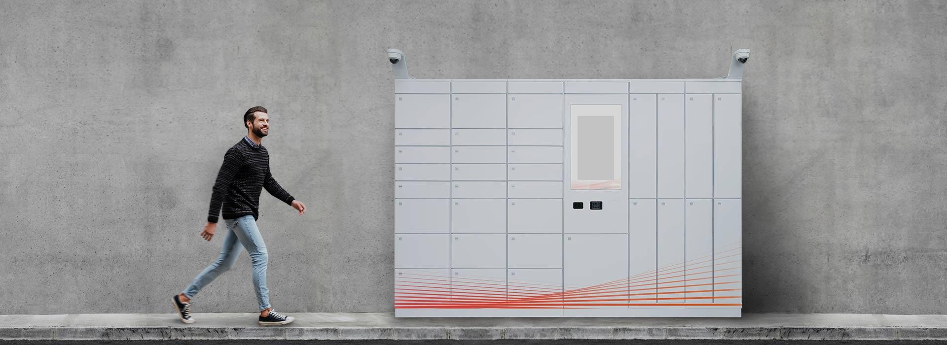 """Lo último en retail: los """"smarts lockers"""""""