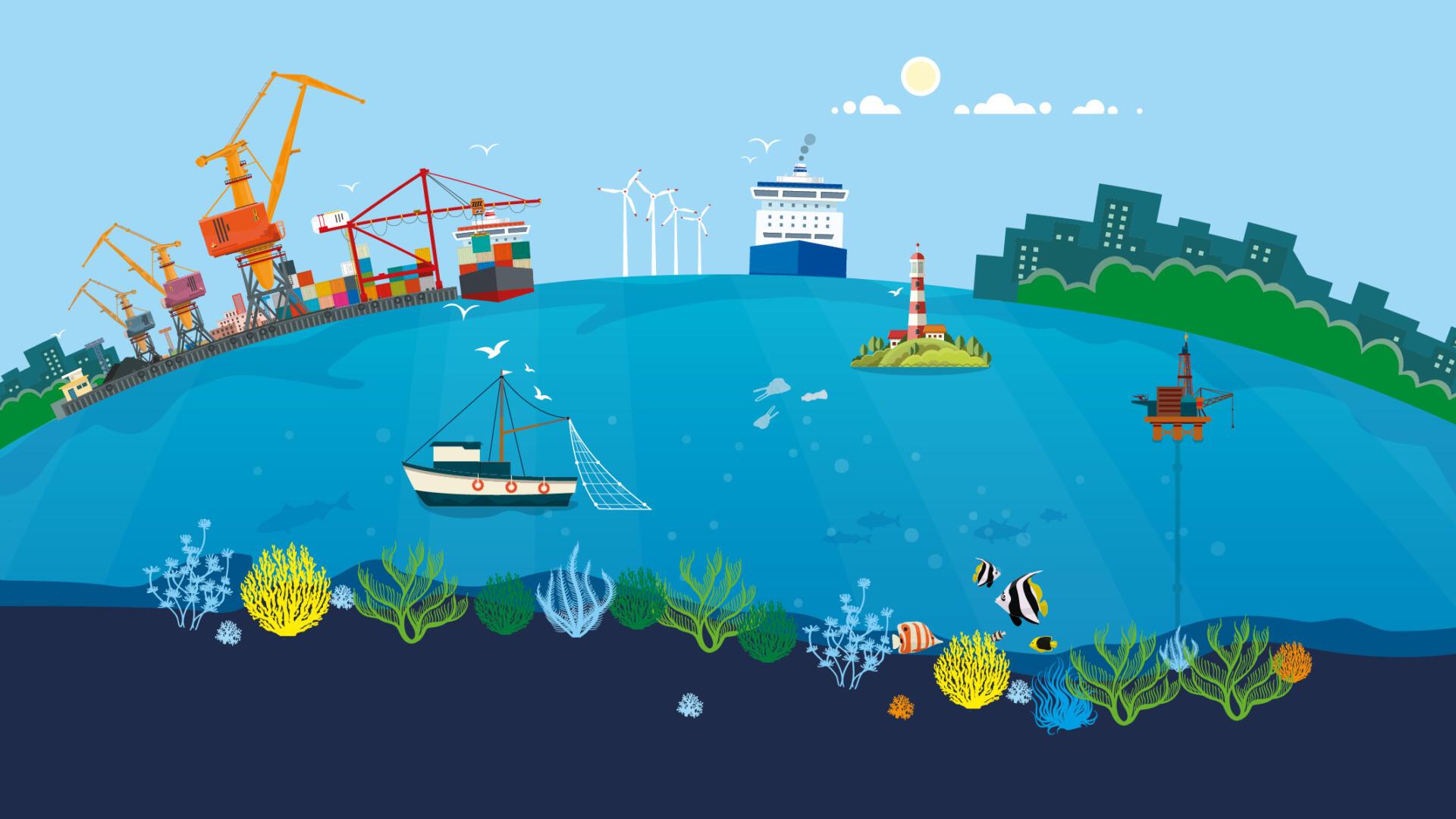 La economía azul y su vinculación con la moda sostenible