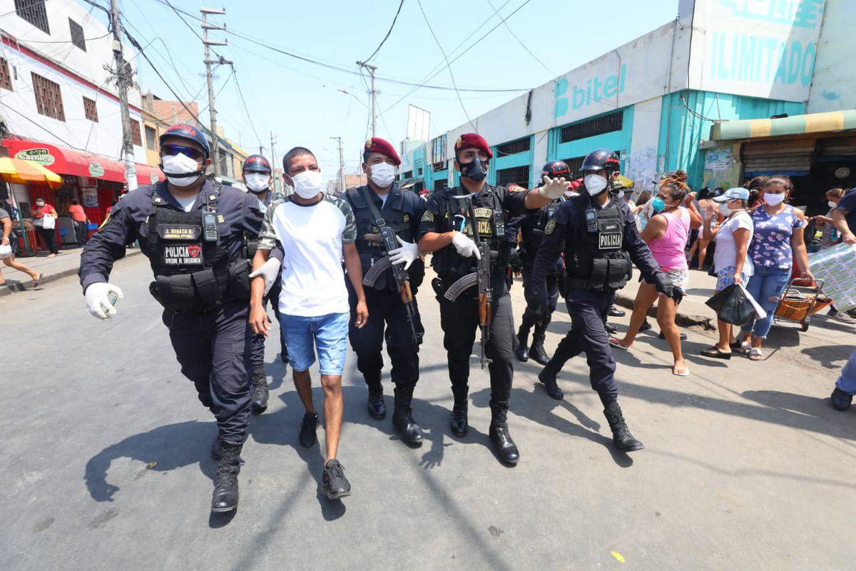 Los límites al ejercicio de los Derechos Fundamentales en el Estado de Emergencia: la utilización indistinta de la suspensión o restricción