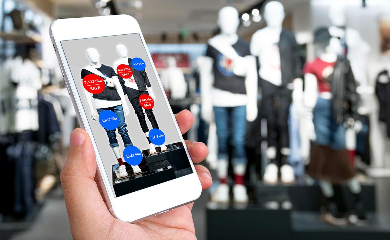 El uso de la realidad aumentada y/o virtual: una alternativa para afrontar la crisis del sector moda, textil y retail