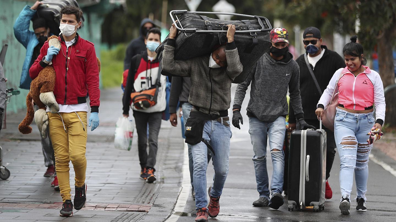 El retorno a Venezuela de las personas migrantes y refugiadas en el Perú en época de pandemia: una misión (casi) imposible