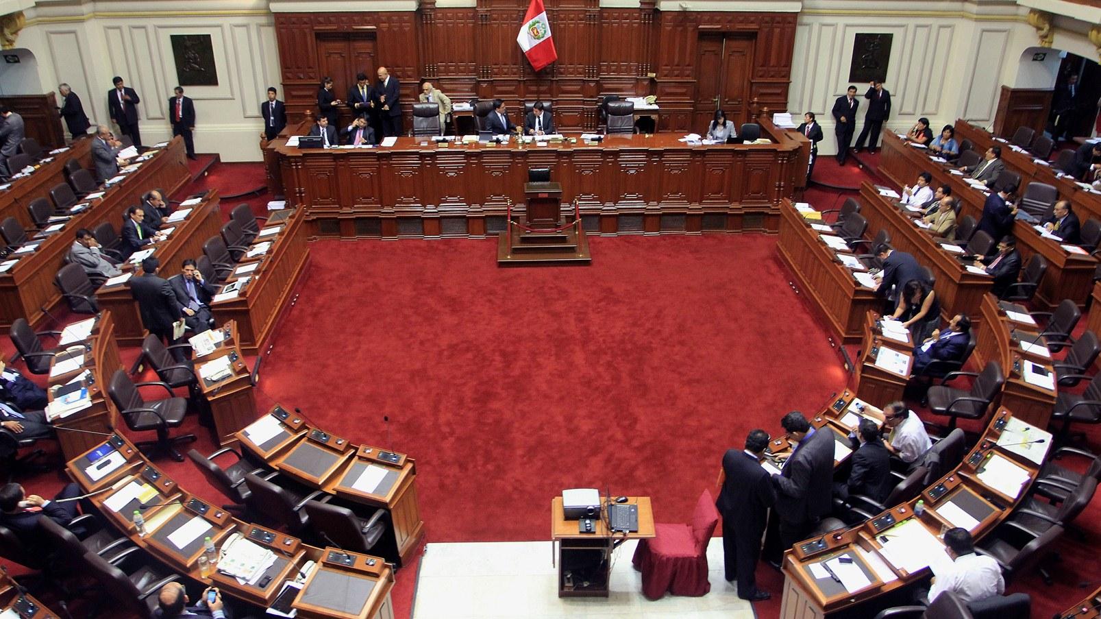 Una nota sobre el debido proceso parlamentario desde la Opinión Consultiva 2-2014 de la Comisión de Constitución y Reglamento del Congreso de la República