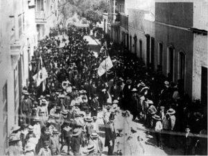 Procesión de la Bandera 1901