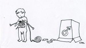 ILEANA ROJAS ROMERO - Ilustración para artículo en Parthenon