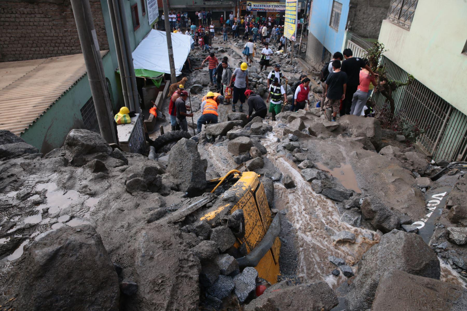 El Perú en medio de desastres naturales: ¿Qué podemos hacer desde el Derecho?