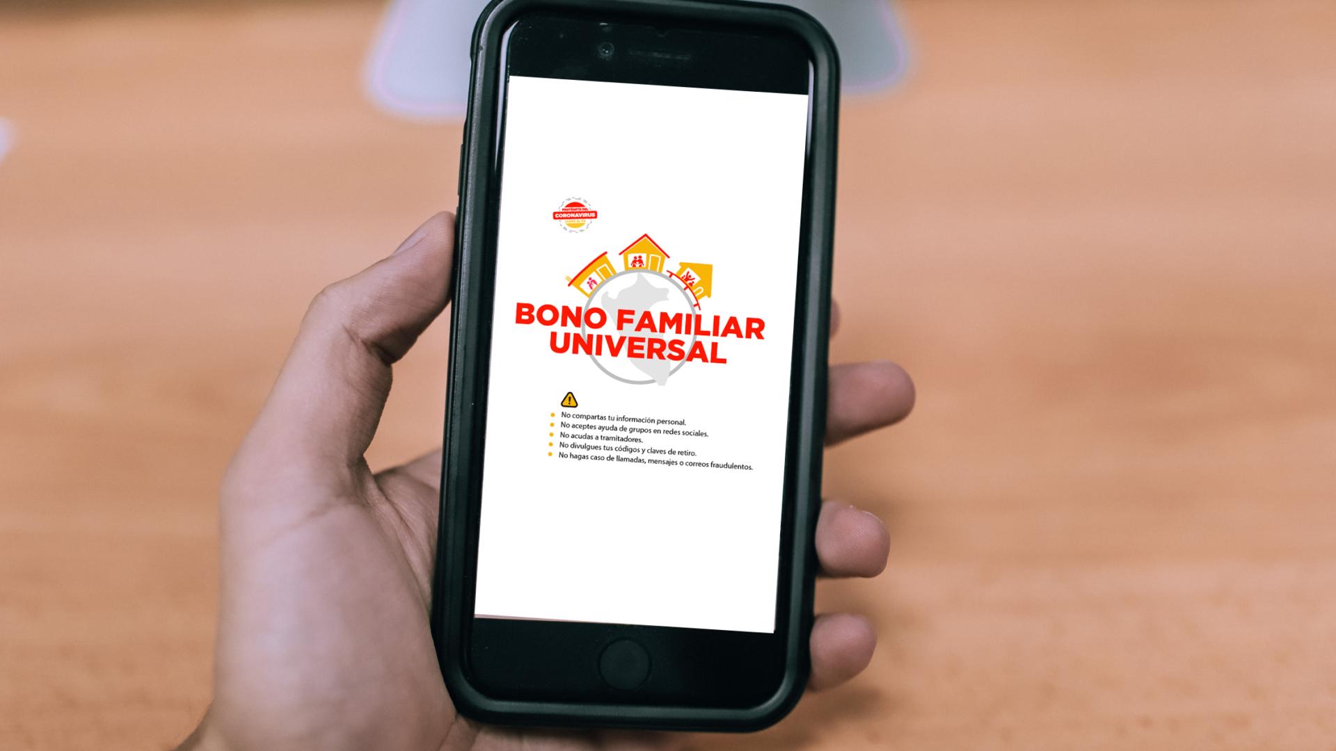 El Bono Universal II en el Perú: Límites y perspectivas