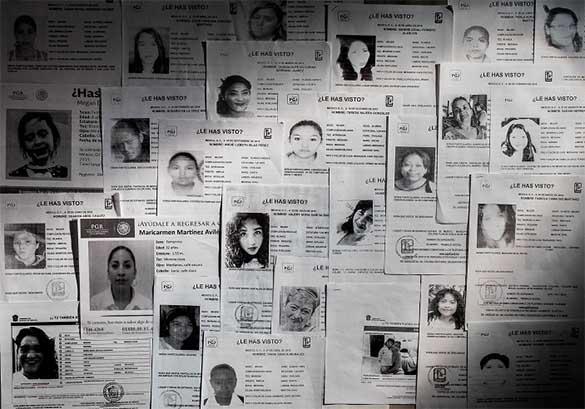 Senderos que se bifurcan: Feminicidio y desaparición de mujeres en el Perú